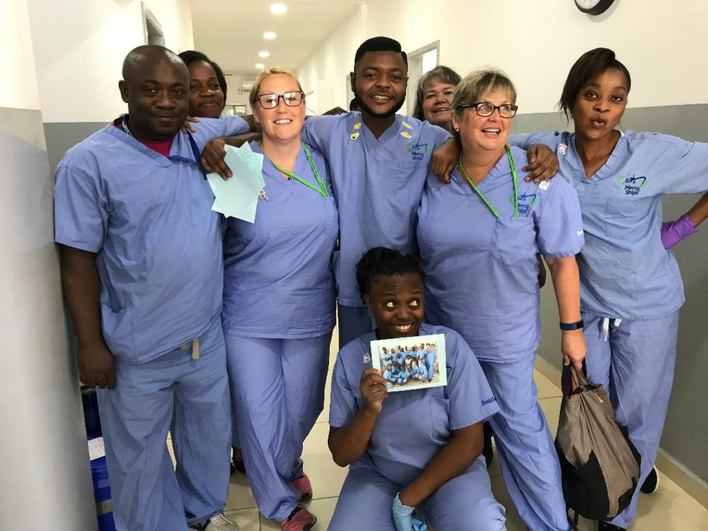 Riverside Dental Nurse in Africa